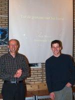 Paul Bakker en Stijn Wuyts