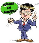 tweedekamer Nederlandse meiden snoepen en sabbelen