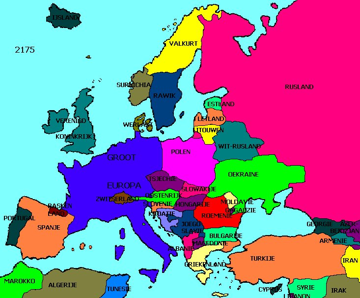 rusland in europa