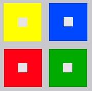 Ben 39 s hobbyhoekje over kleurgebruik op je website for Warme of koude kleur